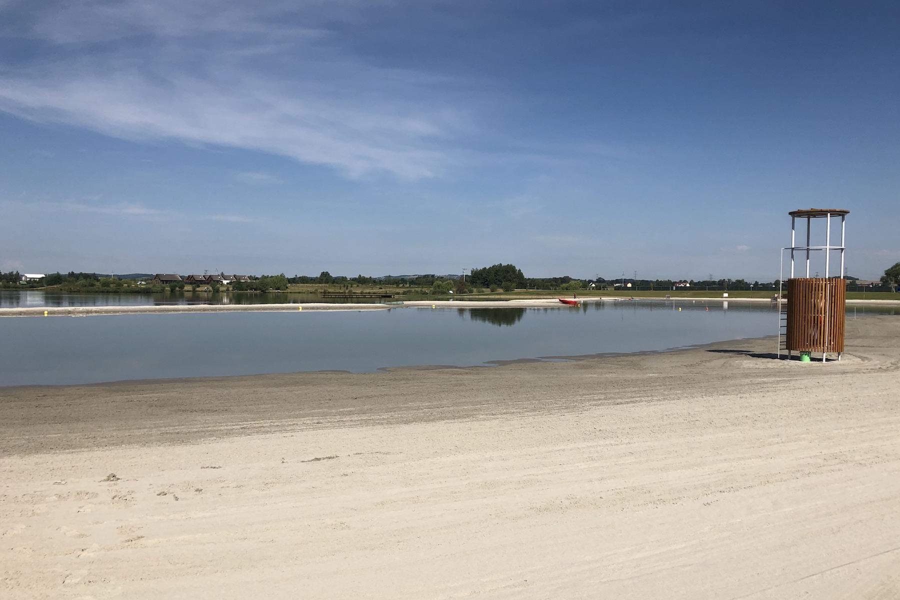 Gdzie jest Plaża w Kuter Porcie?