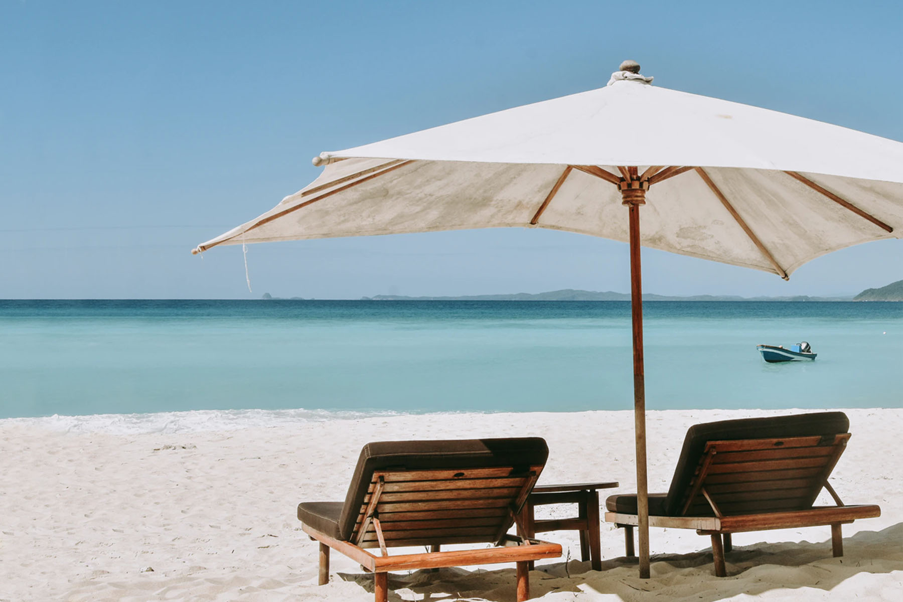 Cennik standardowy na plaży