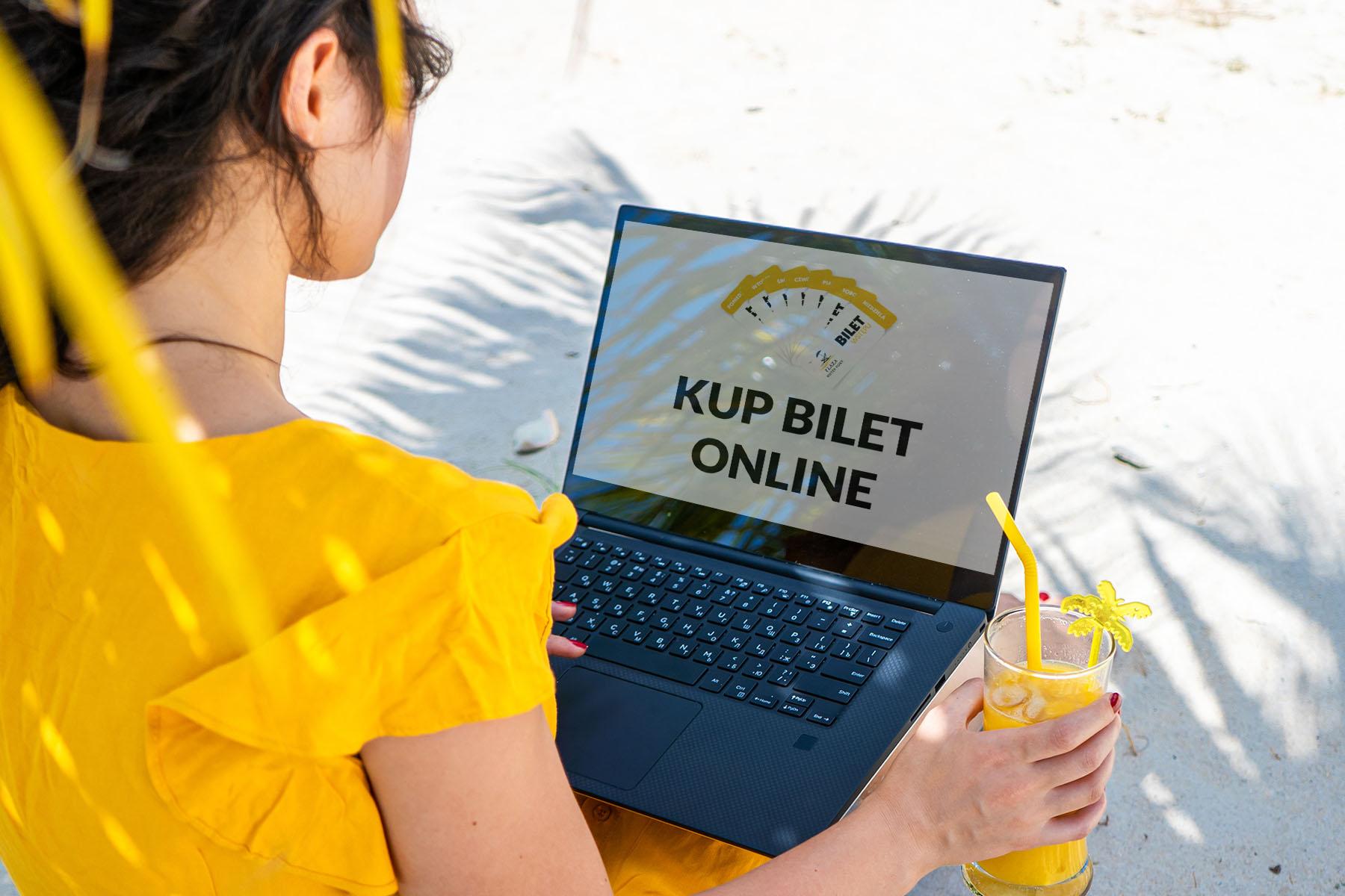 Bilety online na Plażę