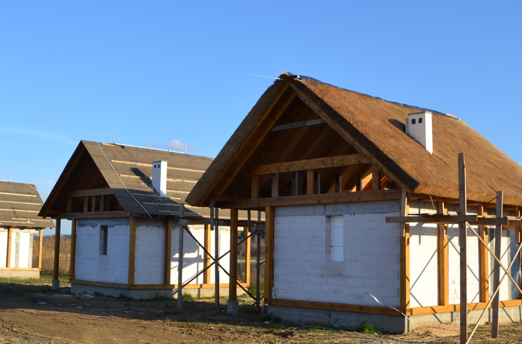 Budujemy nowe Domki
