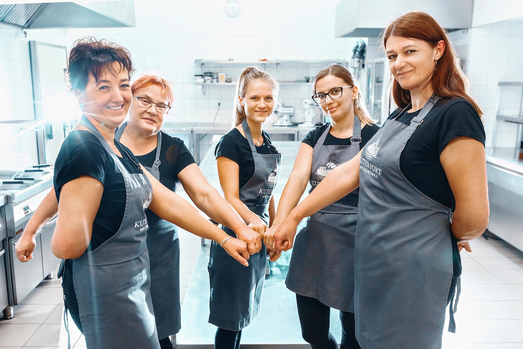 Szukamy osoby do pomocy w kuchni