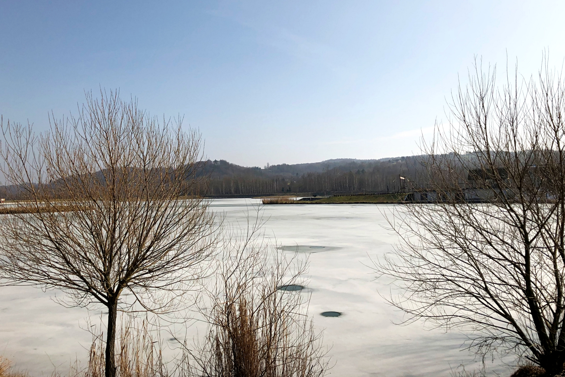 Zimowa przerwa na Łowisku dobiega końca