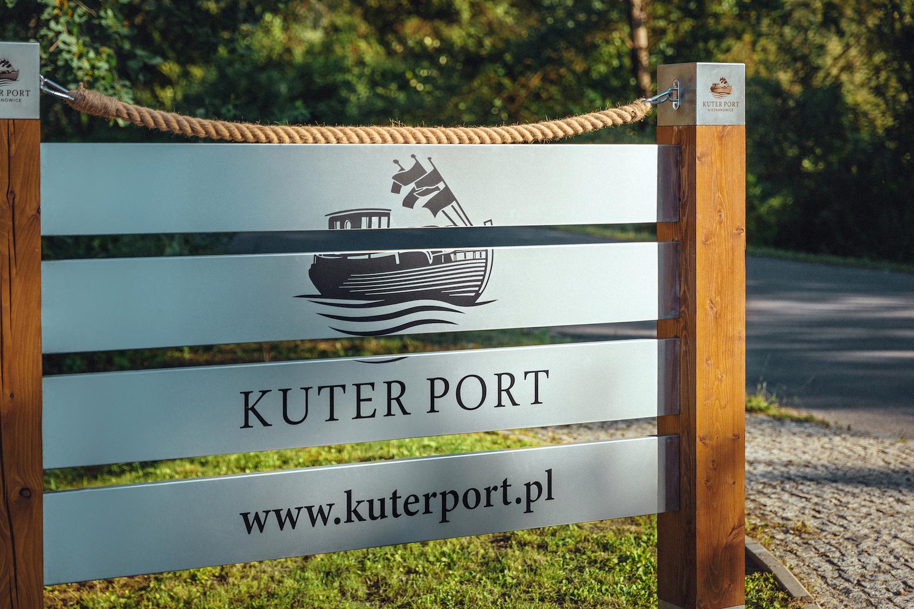 Jak trafić na Plażę Kuter Port?