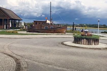 3D-Trip: Kuter Port Nieznanowice