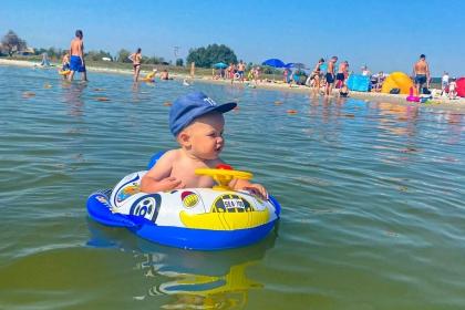 Plaża Kuter Port Nieznanowice – gdzie nad wodę koło Krakowa?