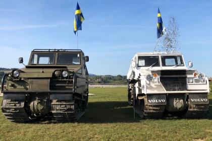 I Małopolska Wystawa i Pokazy Militarne Kuter Port