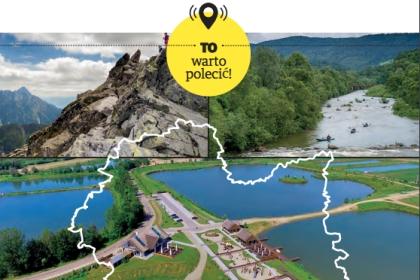 Poznaj atrakcje turystyczne w każdym powiecie!