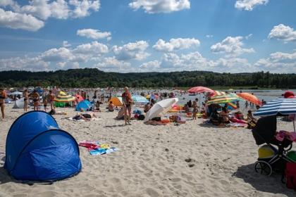 Kuter Port Nieznanowice – wielka plaża i kąpielisko pod Gdowem. Nowe miejsce wypoczynku w regionie to hit wakacji
